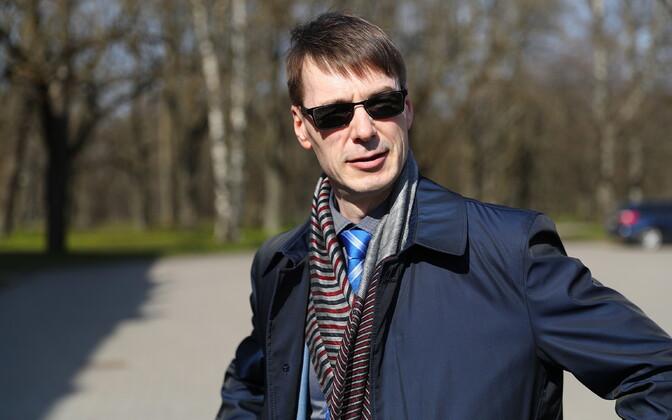 Future minister Marti Kuusik (EKRE).