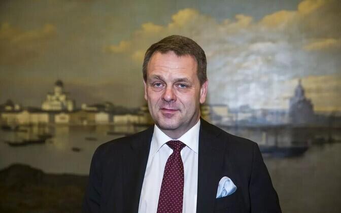 Helsingi linnapea Jan Vapaavuori (Koonderakond).