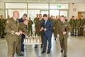 Välismissioonidel langenud kaitseväelaste mälestamine Paldiskis