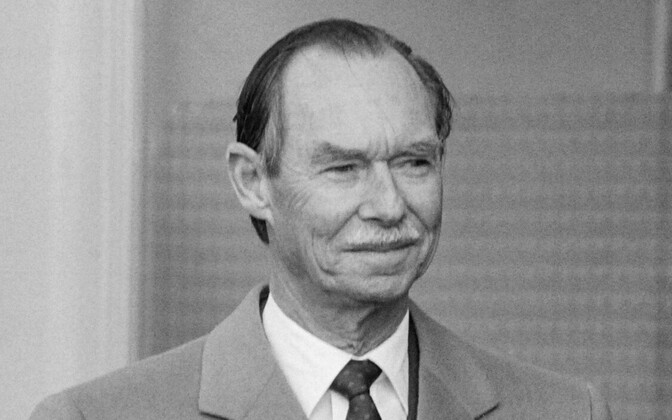 Luksemburgi suurhertsog Jean 1985. aastal.