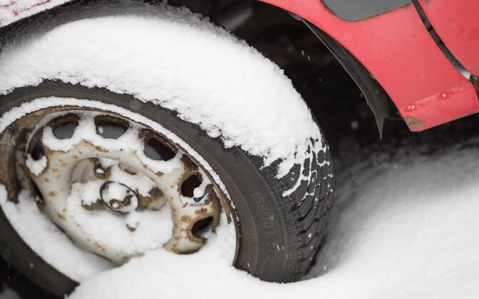 Комиссия по дорожному движению считает, что не все зимние шины подходят для Эстонии.