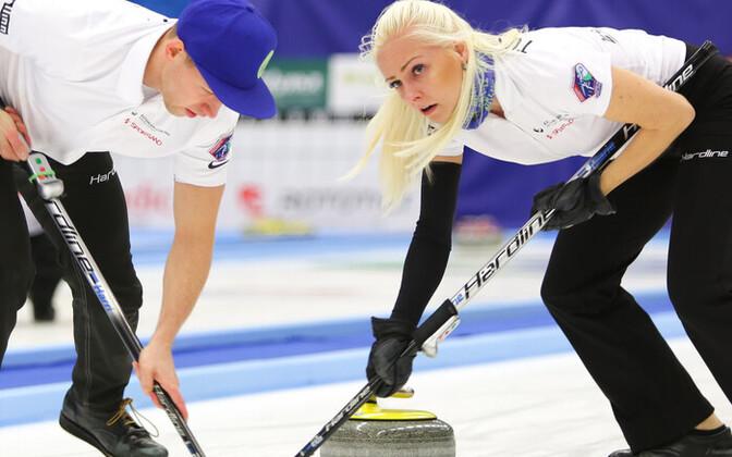 Эстонская пара имеет хорошие шансы на выход в плей-офф.