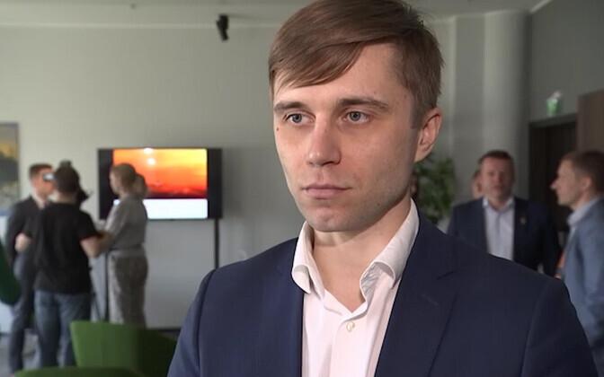 Magnetic MRO CEO Risto Mäeots.