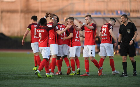 Полуфинал Кубка Эстонии по футболу: