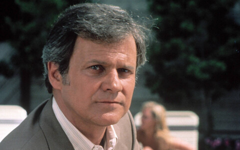 "Ken Kercheval kehastas ""Dallases"" Cliff Barnesi"