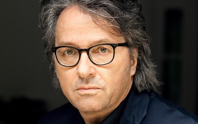 Saksa kirjanik Ralf Rothmann.