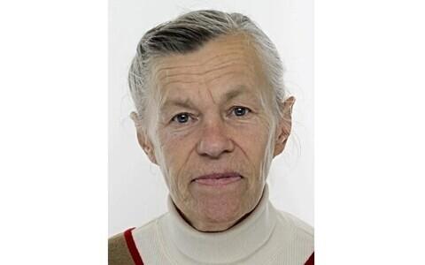 65-летняя Ольга.