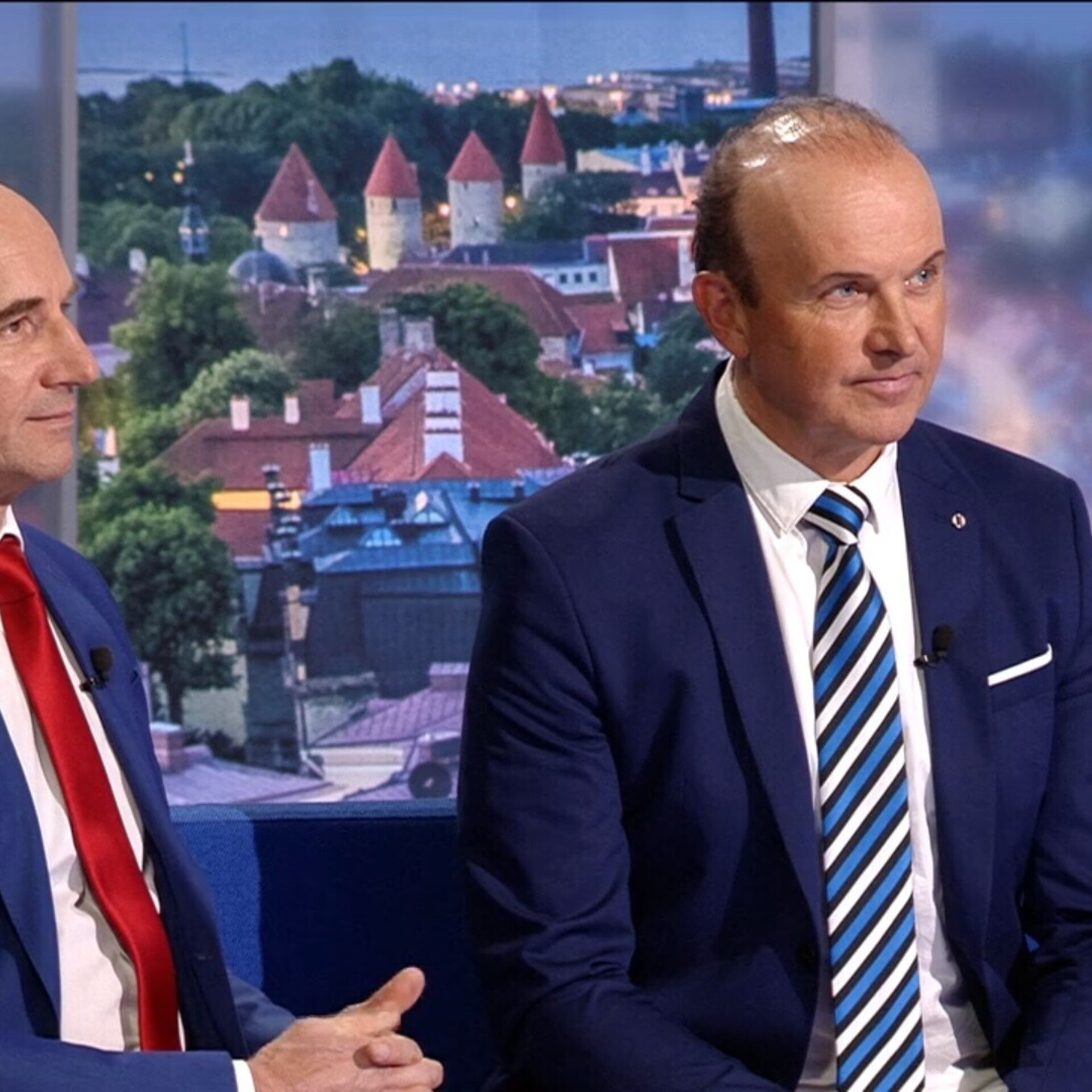 7480ee3511f Andres Sõnajalg politseivalvest: see on jõhker | Eesti | ERR