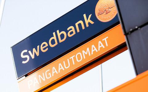 Число клиентов Swedbank в Эстонии также выросло.