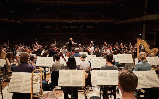 Eesti Festivaliorkester Jaapanis