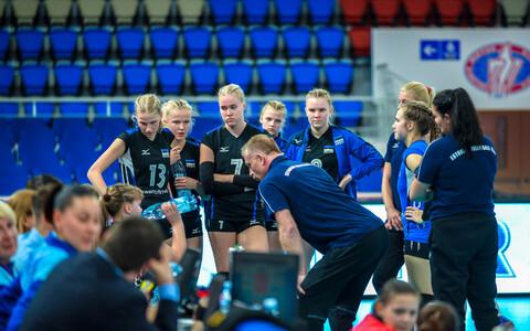 Eesti U-16 neidude võrkpallikoondis