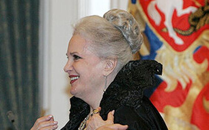 Наибольшую известность в кино Быстрицкой принесла роль Аксиньи в фильме