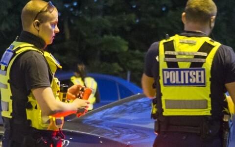 По заверению полиции, с женщиной все в порядке.