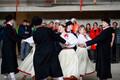 Tallinna ülikooli Vita õppehoone sarikapidu