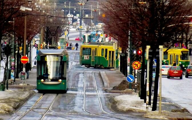 В Хельсинки будет четыре тарифных зоны.