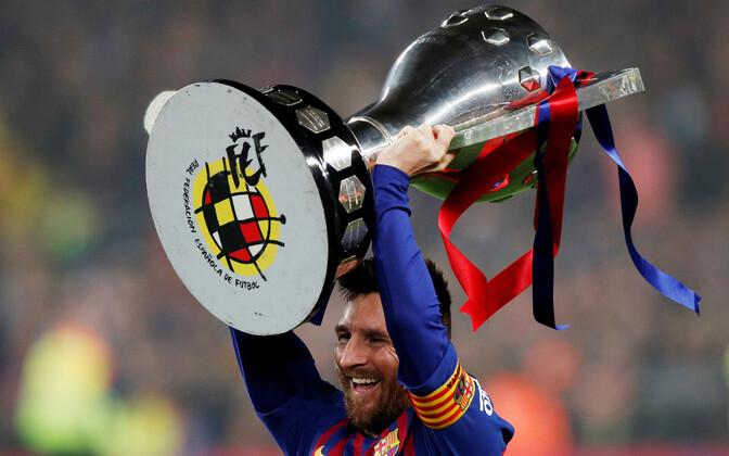 52bca42c4d1 Lionel Messi Autor/allikas: Reuters/Scanpix. Jalgpall