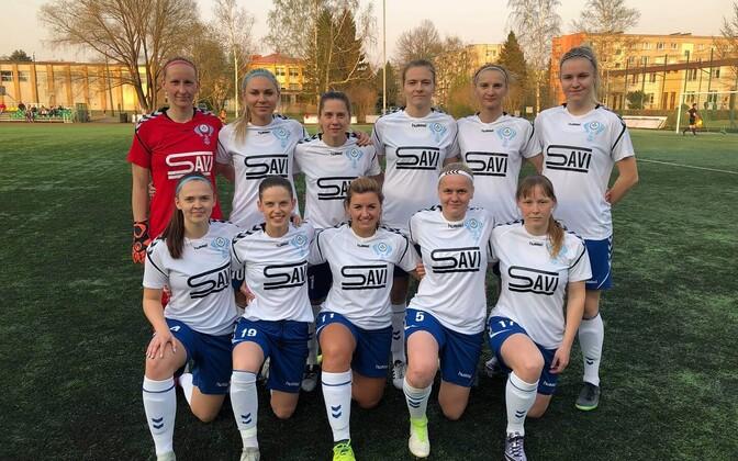 Pärnu jalgpalliklubi naiskond