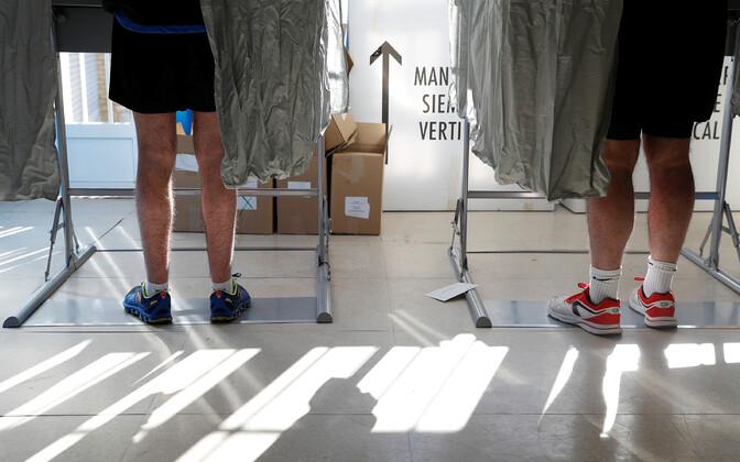 Испания голосует.