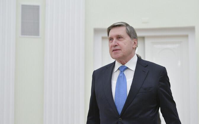 Venemaa presidendi abi Juri Ušakov.