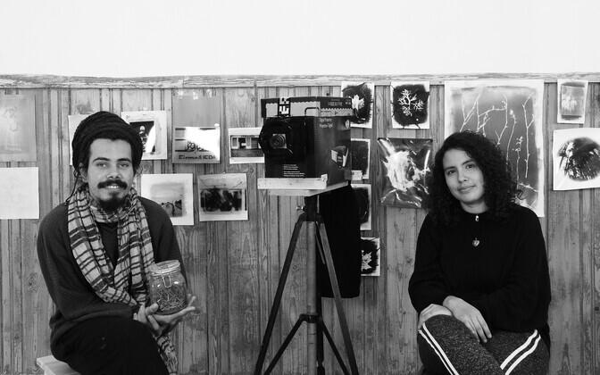 Hugo Nascimento ja Valentina González Henao