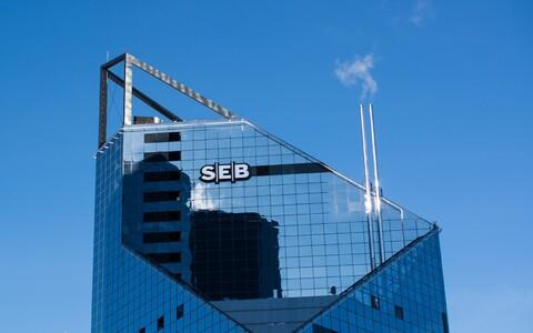SEB building in Tornimäe, Tallinn.