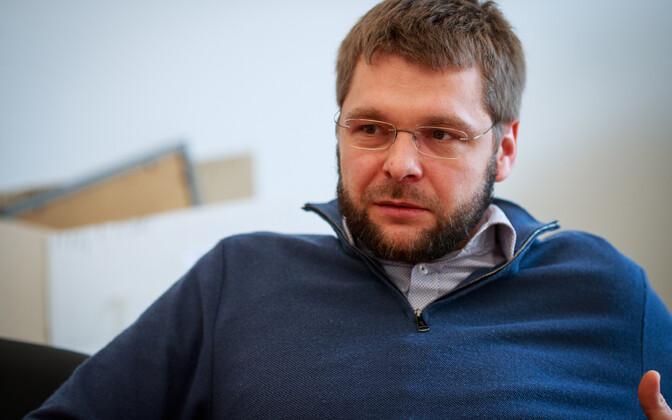 Евгений Осиновский.