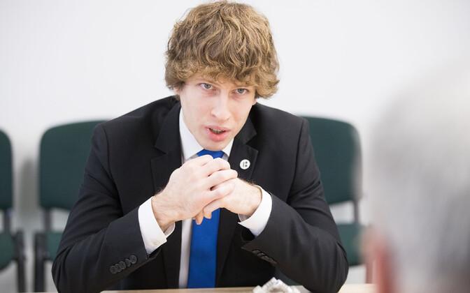 Uus sotsiaalminister Tanel Kiik