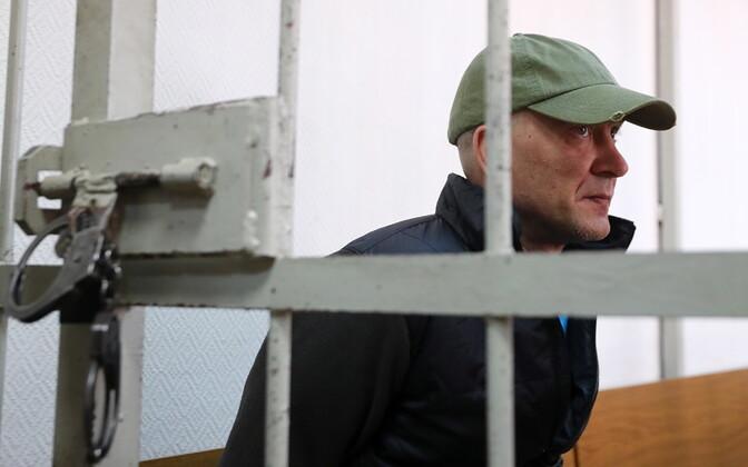 Igor Podporin kohtus.