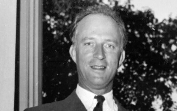 Belglaste kuningas Leopold III 1950. aastal.