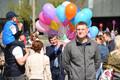 1. mai tähistamine Narvas.
