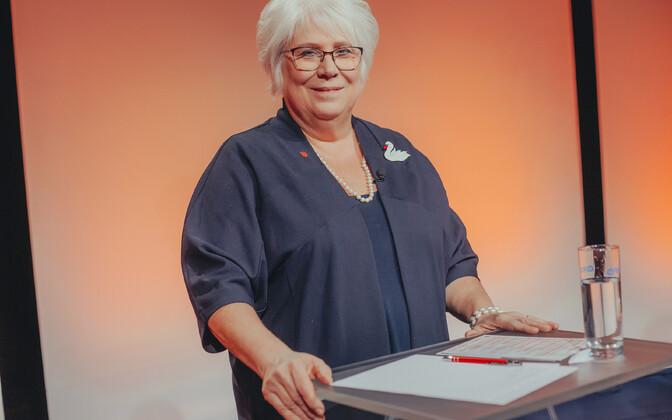 Марина Кальюранд (Социал-демократическая партия)