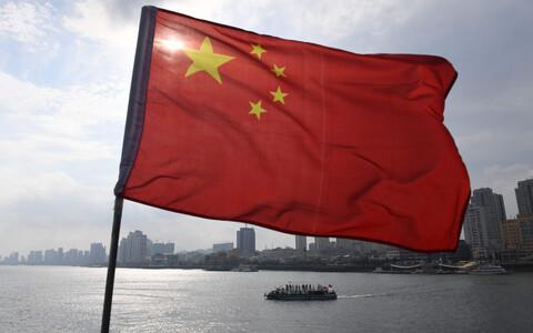 Hiina Rahvavabariigi lipp.