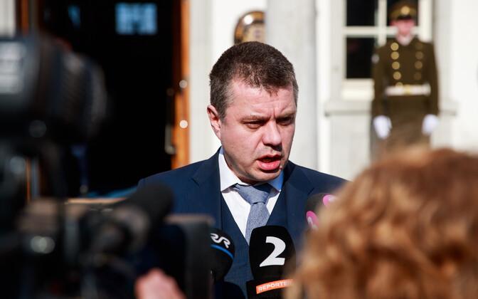 Урмас Рейнсалу пообещал поддержку своему украинскому коллеге.