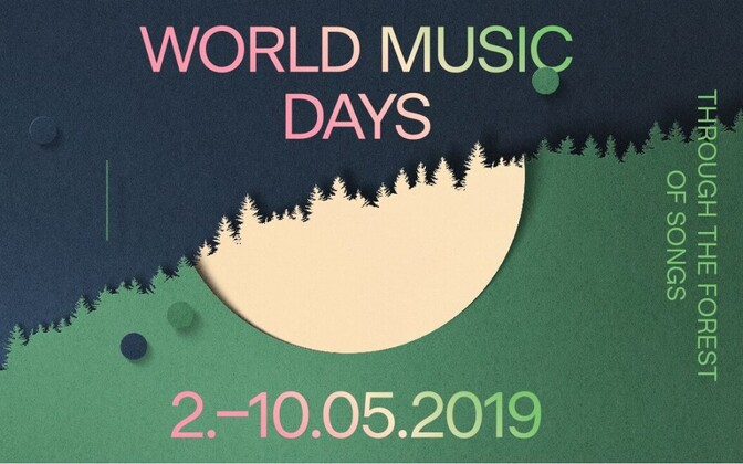 The annual World Music Days has come to Tallinn this year!