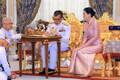 Tai kuningas Maha Vajiralongkorn ehk Rama X abiellus.
