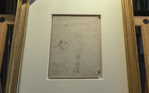Joonistus, mis on hiljutise kinnituse järgi portree Leonardo Da Vincist, moodustab osa Windsori lossi kuninglikust kollektsioonist, mis läheb väljanäitusele sel suvel Buckinghami palees.