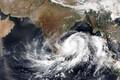 Tsüklon Fani jõudis India rannikule.