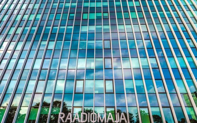 ERR's Raadiomaja.