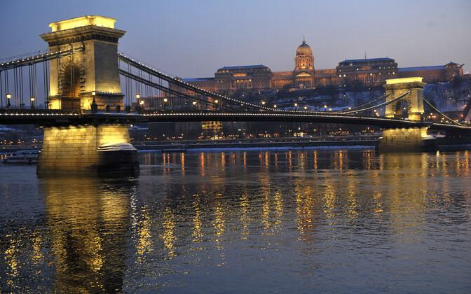 Столица Венгрии - Будапешт. Иллюстративное фото.