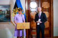 Кальюлайд утвердила Мадиса Мюллера в должности президента Банка Эстонии.