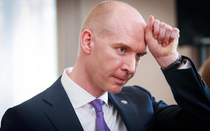 Eesti Panga asepresident Madis Müller alustab 7. juunil tööd keskpanga presidendina.