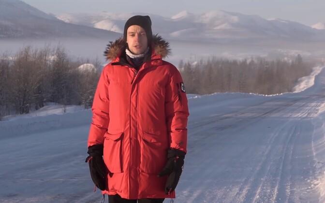 Vene veebiajakirjanik Juri Dud.