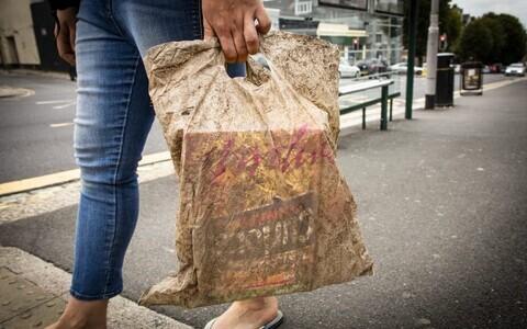 Suurbritanniast tehtud katsetes sai biolagunevat kotti edukalt kasutada ka kolm aastat hiljem.
