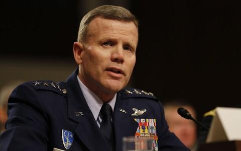 Генерал ВВС США Тод Уолтерс.
