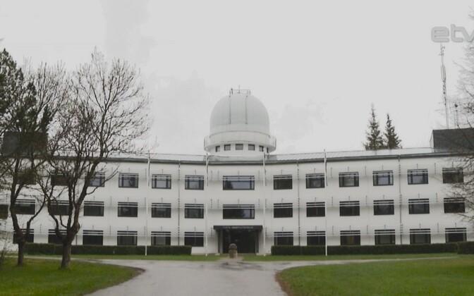 Обсерватория Тыравере.
