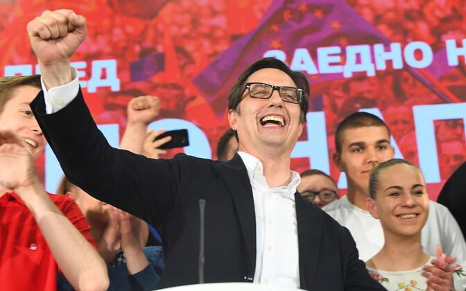 Стево Пендаровски.