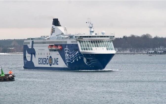 Eckerö Line'i laev Finlandia.