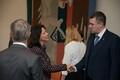 Министр иностранных дел Урмас Рейнсалу встретился с послами.
