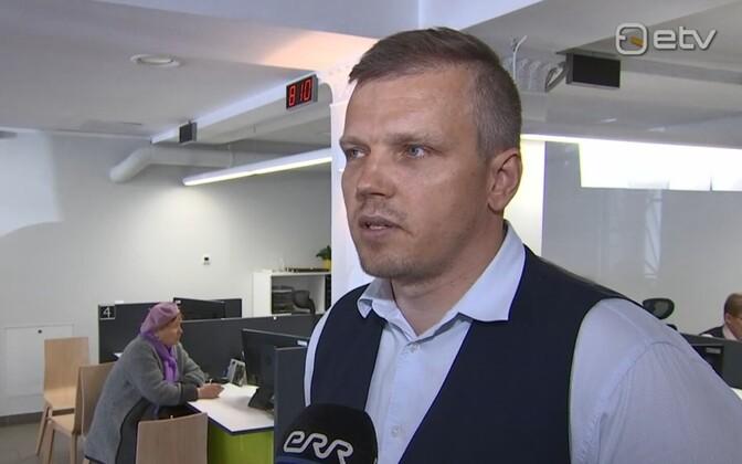 Эгон Веэрмяэ в феврале следующего года уйдет с поста гендиректора Департамента социального страхования.