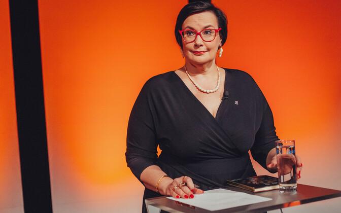 Катри Райк восстановила депутатские полномочия.